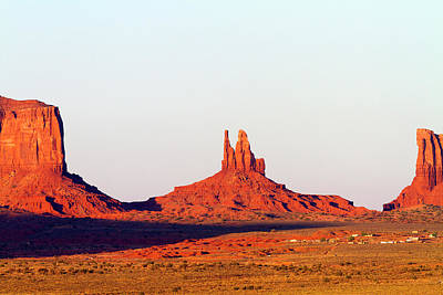 Arizona Photograph - United States, Arizona, Monument Valley by Cordier Sylvain / Hemis.fr