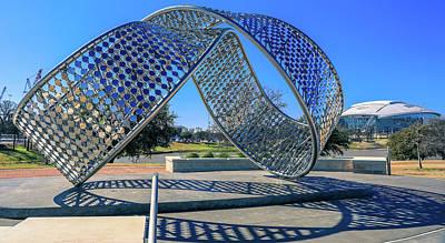 Photograph - Unity Arch Arlington by Dan Sproul