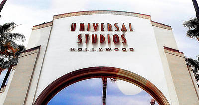 Photograph - Universal Studios Hollywood California by Doc Braham