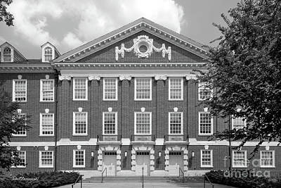 Photograph - University Of Delaware Wolf Hall by University Icons
