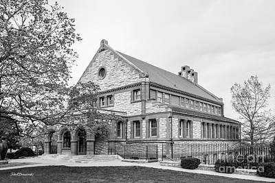 Photograph - University Of Kansas Danforth Chapel by University Icons