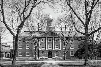 Photograph - University Of Maine Stevens Hall by University Icons