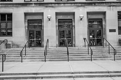 Photograph - University Of Michigan 5 by John McGraw