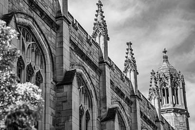 Photograph - University Of Michigan Law 1 by John McGraw