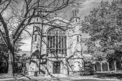 Photograph - University Of Michigan Law 2 by John McGraw