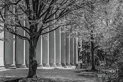 Photograph - University Of Nebraska Lincoln Campus by University Icons
