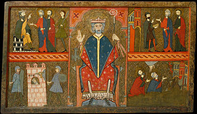 Spot Of Tea Royalty Free Images - Unknown  Sant Pere de Boi Royalty-Free Image by National Art Museum of Catalonia