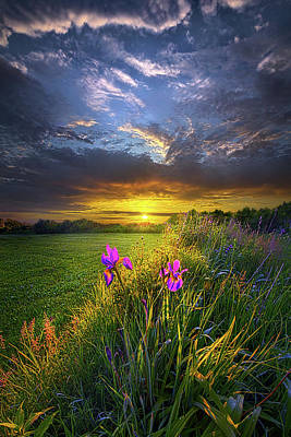 Photograph - Until The Sun Comes Up by Phil Koch