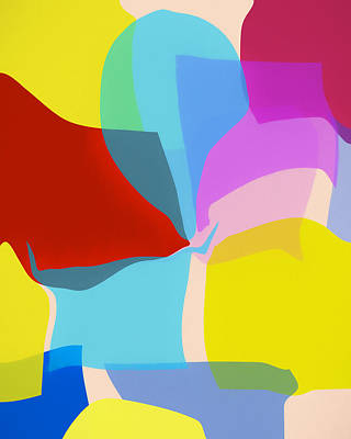Painting - Untitled Abstract  45 by Dan Sproul