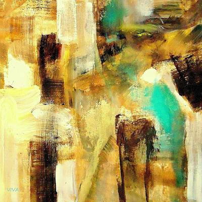 Painting - Untitled - Viva Anderson by VIVA Anderson