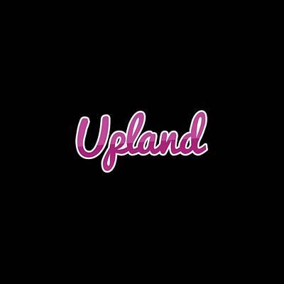 Digital Art - Upland #upland by TintoDesigns