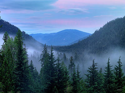 Photograph - Upper Priest Lake Scenic Area by Leland D Howard