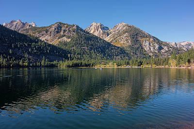 Photograph - Upper Twin Lake by Loree Johnson