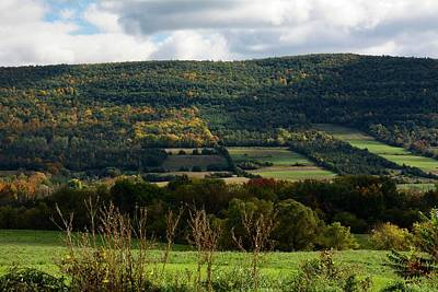 Photograph - Upstate New York In October by Angie Tirado