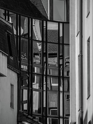 Photograph - Urban 02 by Jorg Becker