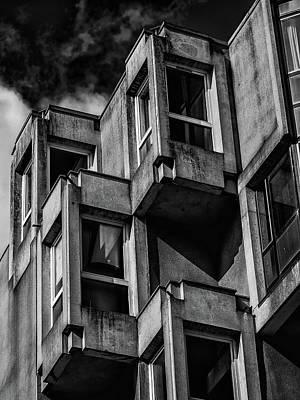 Photograph - Urban 07 by Jorg Becker