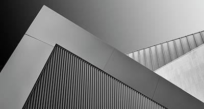 Photograph - Urban Geometry by Claudio Bacinello