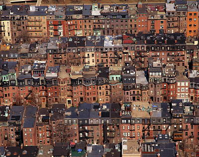 Photograph - Usa, Massachusetts, Boston by Connie Coleman