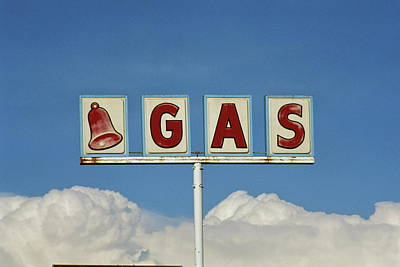 Gasoline Wall Art - Photograph - Usa, New Mexico, Roadside Gas Station by Randy Wells