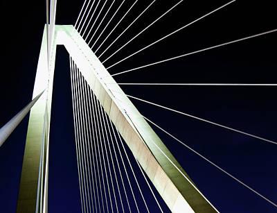 Photograph - Usa, South Carolina, Charleston, Detail by Henryk Sadura
