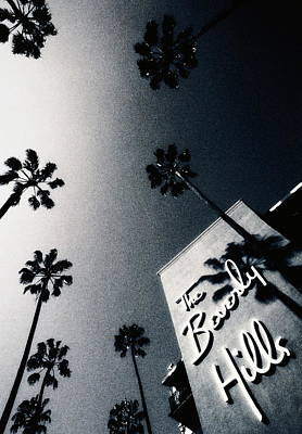 Photograph - Usa,california,los Angeles,beverly by Louis Grandadam