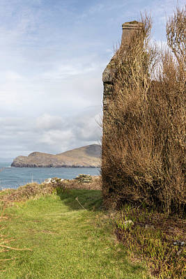 Photograph - Valentia Island Ireland by John McGraw