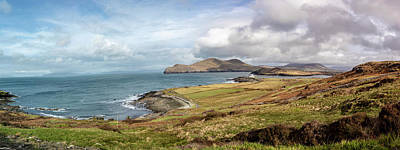 Photograph - Valentia Island Lighthouse Ireland by John McGraw