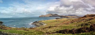 Photograph - Valentia Island Lighthouse Ireland by John McGraw