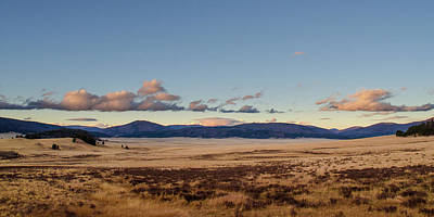 Photograph - Valles Caldera National Preserve by Jeff Phillippi