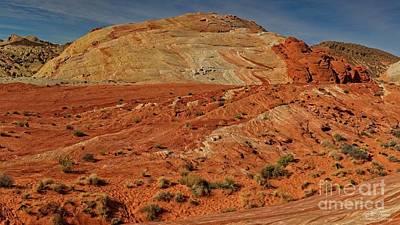 Valley Of Fire Panoramic Original