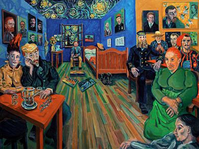 Van Gogh And Van Goghs Original