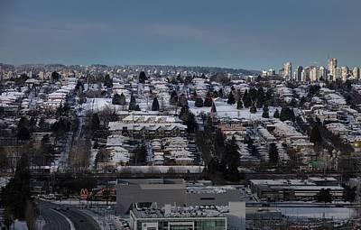 Photograph - Vancouver Winter No. 2 by Juan Contreras