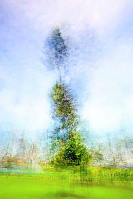 Photograph - Vanishing by Joseph S Giacalone