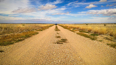 Photograph - Vanishing Point by Carl Young