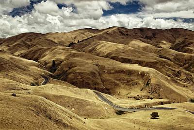 Photograph - Velvet Hills by Photo By Stas Kulesh