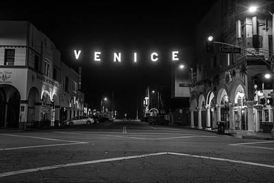 Photograph - Venice Beach California  by John McGraw