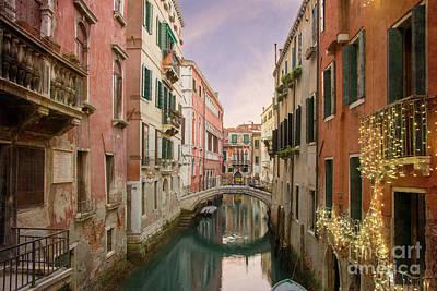 Photograph - Venice, Italy by Juli Scalzi