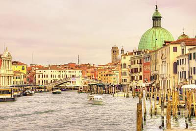 Photograph - Venice by Juli Scalzi