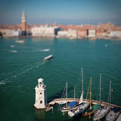 Photograph - Venice by Michael Echteld
