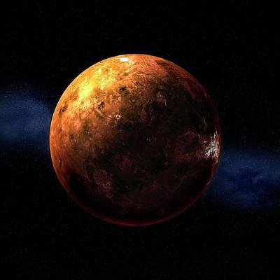 Digital Art - Venus, Artwork by Andrzej Wojcicki