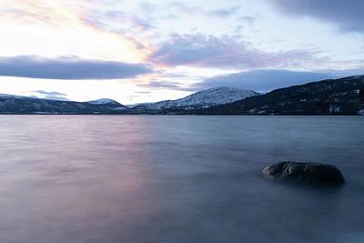 Photograph - Vesteralen Coastline by Kai Mueller
