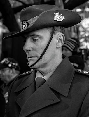 Photograph - Veterans Day Parade Nyc 11_10_2018 by Robert Ullmann