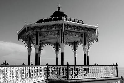 Photograph - Victorian Bandstand by Aidan Moran