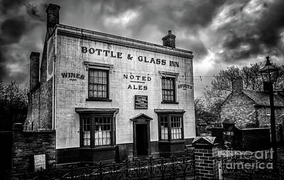 Photograph - Victorian British Pub by Adrian Evans