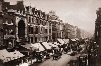 Victorian London Art Print by London Stereoscopic Company
