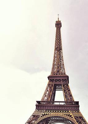Photograph - Vieille Dame De Paris by JAMART Photography