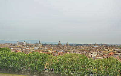 Photograph - View All Of Rome by JAMART Photography