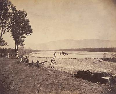 Staff Picks Cortney Herron - View along the river 1874 by Celestial Images