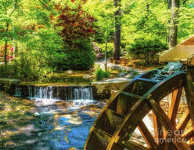 Photograph - View From The Mill by Nick Zelinsky