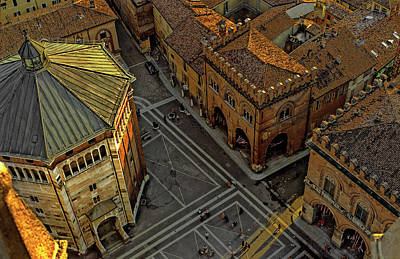 Photograph - View From Top by Roberto Pagani